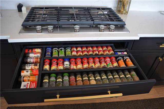 Spice drawer