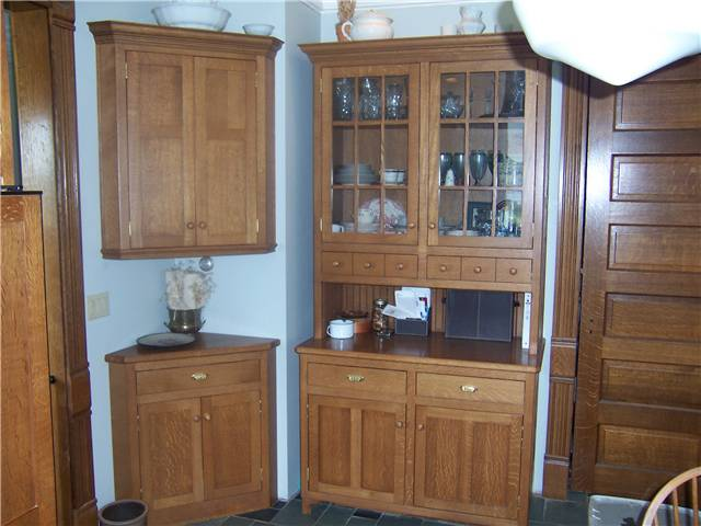 Cabinet style - Shaker inset / Door style - flat panel / Slab drawer fronts